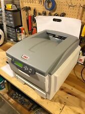 OKI C5500 Color Laser Printer