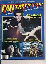 Fantastic Films #12 1979 James Bond 007 Moonraker, Alien Ridley Scott