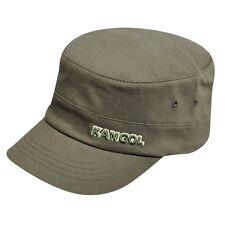 Authentic Mens KANGOL Army 9720BC Flexfit Cotton Twill Cap Hat S/M L/XL XXL