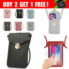 Touch Screen Crossbody Cell Phone Purse Bag Wallet Pouch Purse Shoulder Women