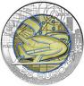 2021 Austria 25 Euro Smart Mobility Silver & Niobium Coin - New in Box