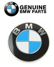 "Genuine Emblem ""Roundel"" for Hatch / Trunk Lid For BMW E46 E90 F22 F23 F30 F31"