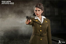 "1/6 JXTOYS-032 Margaret ""Peggy"" Carter Agent Captain America 12"" Figure Presale"
