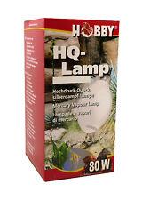 Hobby HQ-Lamp - Hochdruck-Quecksilberdampf Lampe , 80 Watt