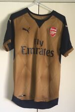 Arsenal FC Puma Jersey Epl Soccer Football Size Small