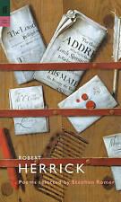 Robert Herrick (Poet to Poet), New, Romer, Stephen Book