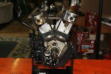 Harley Evo motor parts cases + pistons + rods Evolution FXLR FXR FXRT EP22506