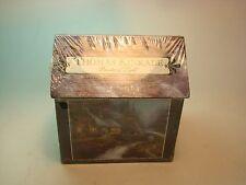 Thomas Kinkade Twilight Cottage 100 Miniature Puzzle Factory Sealed 1998
