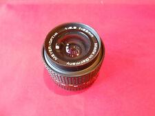 Lens 2,8/28 Meyer Optik