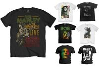 Bob Marley T Shirt One Love Rastaman Vibration Tour The Wailers Marijuana Weed