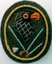 WW2 German Sniper badge 1st class Scharfschützenabzeichen