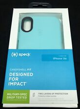 SPECK CANDYSHELL iPhone XR Case Protector Zeal Teal Designed For Impact NEW