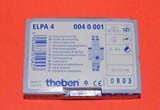 Theben 0040001 ausschalt-vorwarner ELPA 4 230v 50-60hz (656)