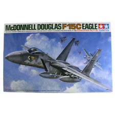 Tamiya McDonnell Douglas F15C Eagle Aircraft Model Set (Scale 1:48) 61029 NEW