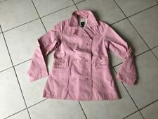 Trench veste GAP taille 13/14 Ans ou S  rose