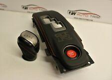 Nissan R35 GTR - Retrimming service gear console / knob  alcantara or leather