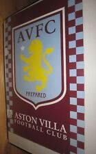 Aston Villa - Club Logo / Crest - Poster - official product