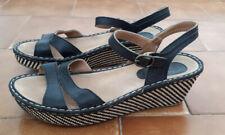 chaussures tbs talons compensés femmes