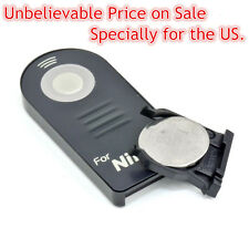 Infrared IR Wireless Remote Shutter Control fr Nikon ML-L3 D7000 D3200 D5100 D90