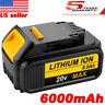 For DEWALT DCB206 20V Volt Max XR 6.0AH Premium Lithium Ion Battery Pack DCB205