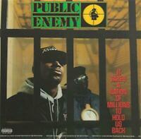 Public Enemy - It Takes A Nation Of Millions To Hold Us Back NEW Sealed Vinyl LP