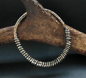 A bracelet of  genuine ancient Viking bronze - wearable