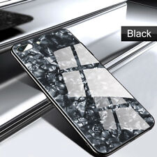 Back Tempered Glass Case For iPhone X 8 7 6S 6 Plus Luxury Shell Coque Cover