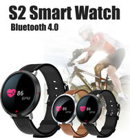 Smart Bluetooth S2 Bracelet Watch IP67 Wristband With Heart Rate Monitor Tracker