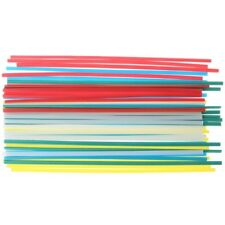 50pcs New Plastic Welding Rods 5 Color Welder Sticks with Corrosion Resistance