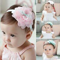 Lace Toddler Girl Cute Kids Baby Flower Hair Band Headwear Headband Accessories