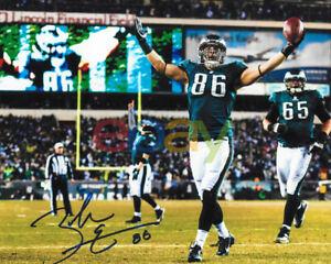 Zach Ertz Autographed Signed 8x10 Photo Philadelphia Eagles1 REPRINT