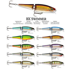 Rapala BX Swimmer // BXS12 // 12cm 22g Fishing Lures (Choice of Colors)
