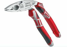 NEW - Bent Jaw Combination Pliers - German Made