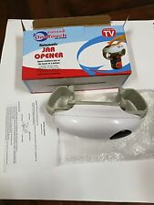 As Seen on Tv Handy Can Opener Automatic One Touch Electric Battery-Operated Uks