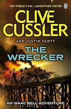 The Wrecker by Clive Cussler (Paperback)