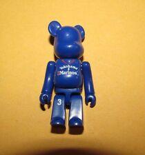 Collectible Rare Yokohama Marinos #3  Articulated Plastic Bear J. League
