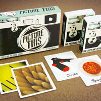 Picture This Family Say What You See Guessing After Dinner Game Stocking Filler