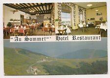 """vosges  """"au sommet""""  hotel restaurant   ballon d'alsace"""