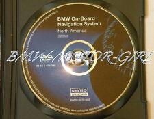 2003 2004 2005 2006 BMW E46 M3 Coupe / Convertible Navigation DVD Map U.S Canada