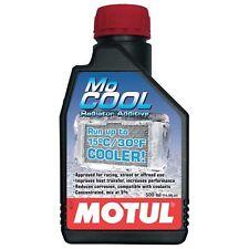 MOTUL MOCOOL refrigerante Riduce la temperatura del motore fino a 15°C (30°F)