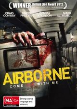 Airborne (DVD) THRILLER/Horror Craig Conway [Region 4 Australia] NEW/SEALED
