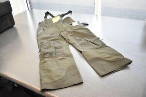 FlyLow M's Baker Bib Men's Ski Pants, Kombu, Size L, MSRP: $420.00