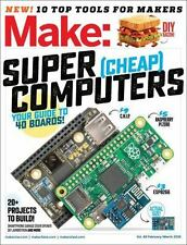 Make: Volume 49: Super Cheap Computers (Paperback or Softback)