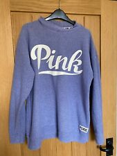 pink sweatshirt 12 Victoria Secret