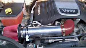 BCP RED 2005-2010 Grand Cherokee Commander 5.7L 6.1L SRT8 Short Ram Intake