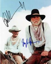 REPRINT - LONESOME DOVE  Autographed Signed 8 x 10 Photo Poster