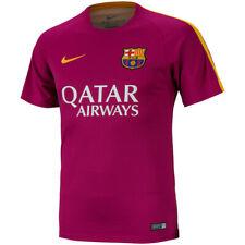 Nike FC Barcelona Pre Match Training Top Fussball Shirt 686641-560 Neu Trikot S