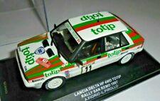 Ixo Lancia delta HF 4WD #11 Totip Rally San Remo 1987 Scr003 1/43