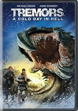 Tremors: A Cold Day In Hell [New DVD]