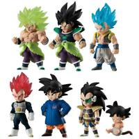 Dragon Ball Super Bandai Adverge 9 MOVIE SPECIAL 6pcs Full Set Candy Toy W/T